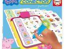 Jeu Éducatif Conector : Peppa Pig - Taille : Taille Unique avec Jeux Ludo Educatif