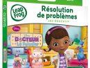Jeu Éducatif Leappad / Leapster : Docteur La Peluche avec Jeux Educatif 3 Ans