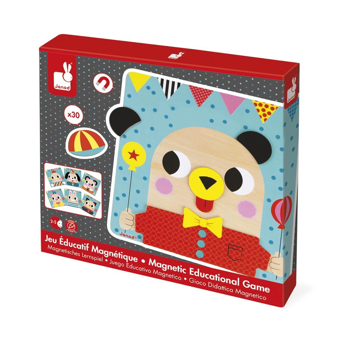 Jeu Éducatif Magnétique destiné Jeux Educatif Enfant Gratuit