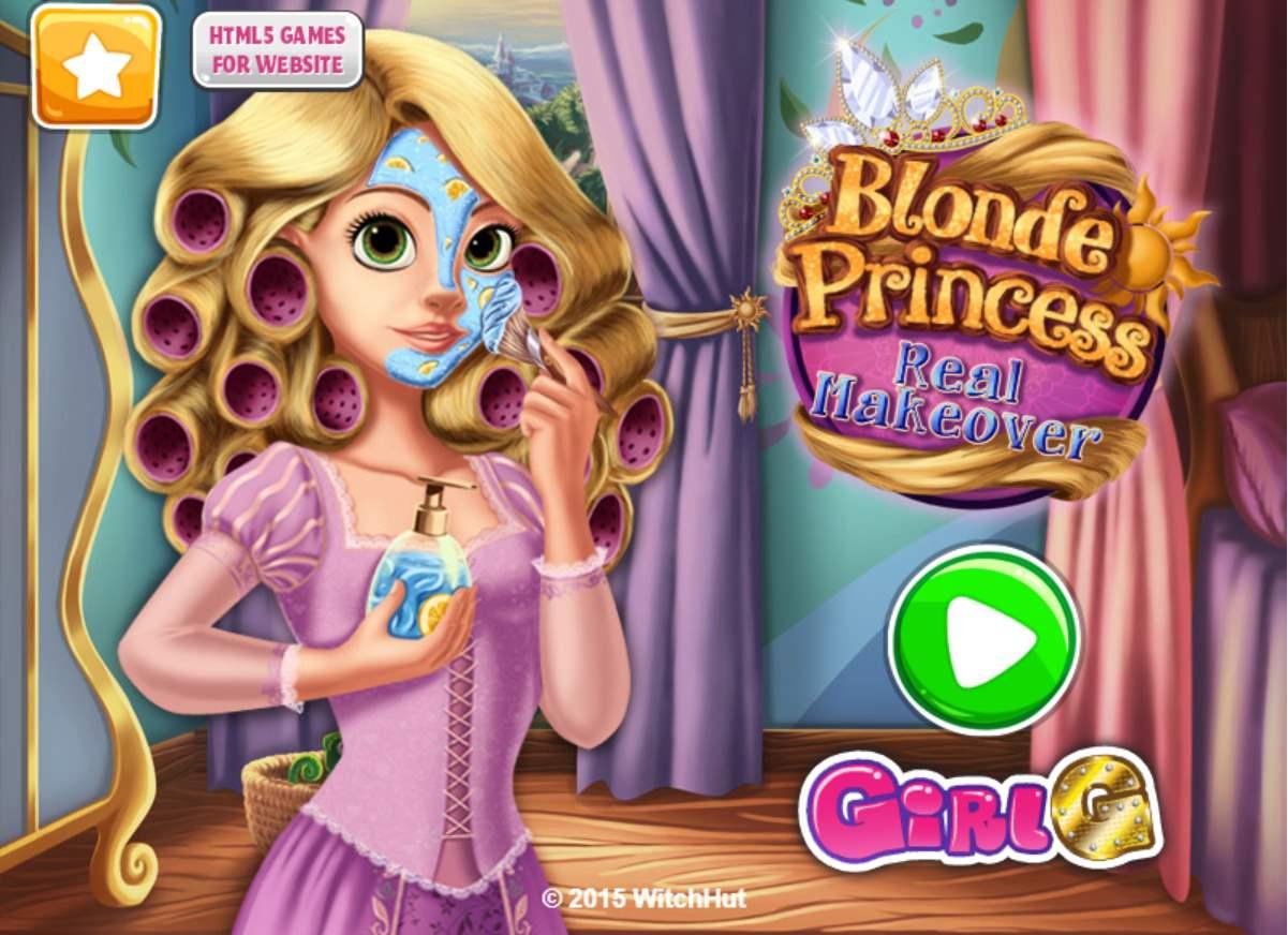 Jeu En Ligne Pour Fille Sur La Beauté Corporelle Avec Rapunzel dedans Jeux De Musique En Ligne
