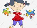Jeu Intellectuel Puzzle Été Enfant, Jolie Fille, Jeu intérieur Puzzle Gratuit Enfant