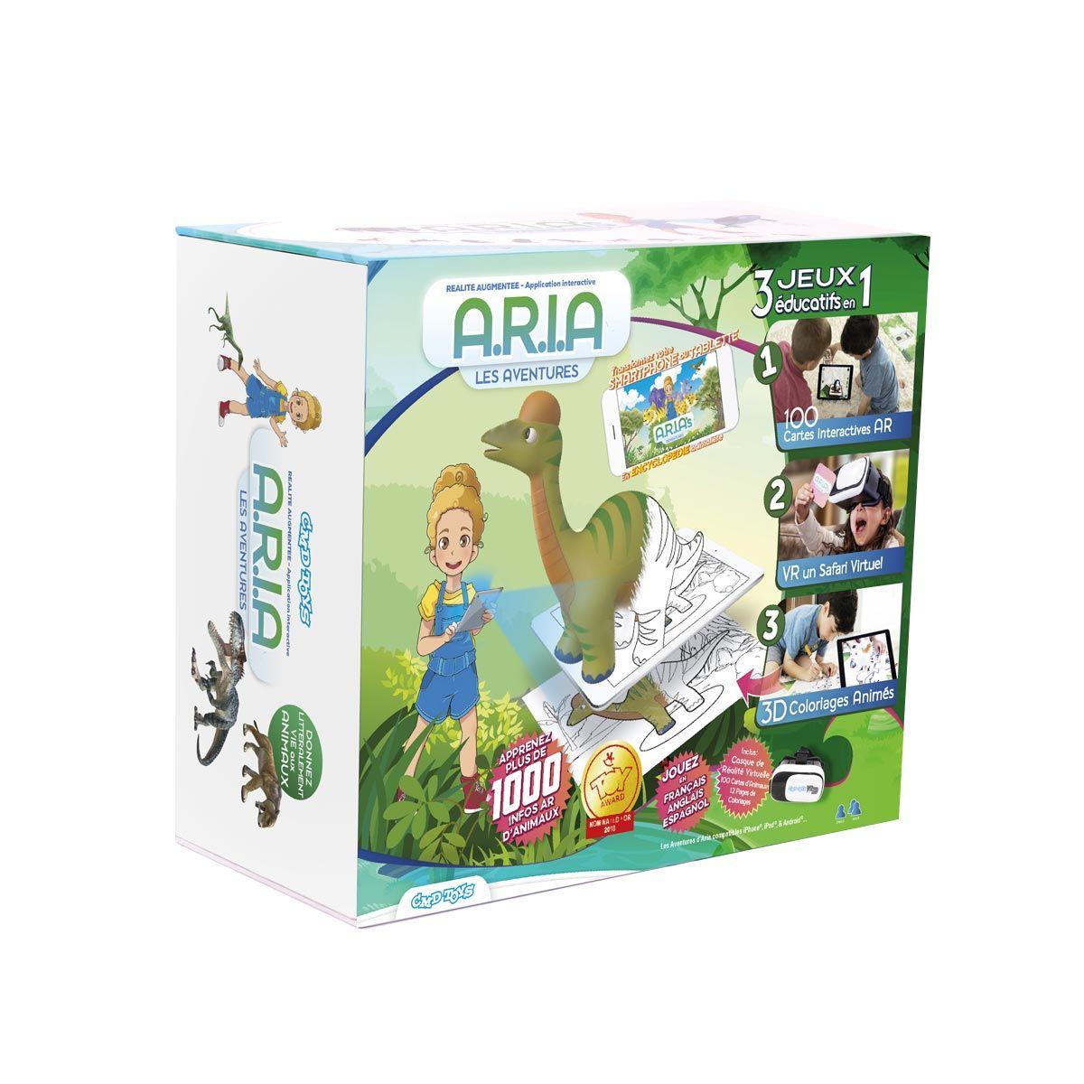 Jeu Interactif Virtuel Les Aventures D'aria Pour Enfant De 5 encequiconcerne Jeu Interactif Enfant