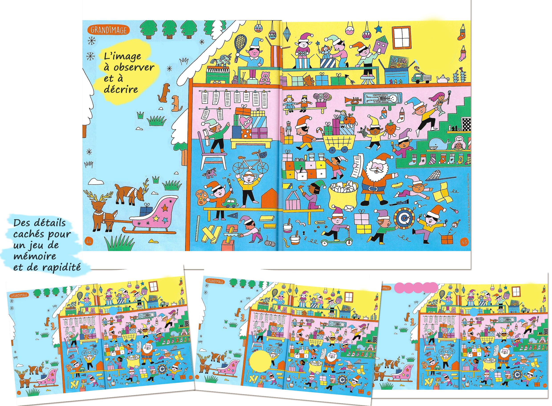 Jeu – La Ptite Ecole Du Fle avec Jeux De Memoire Enfant