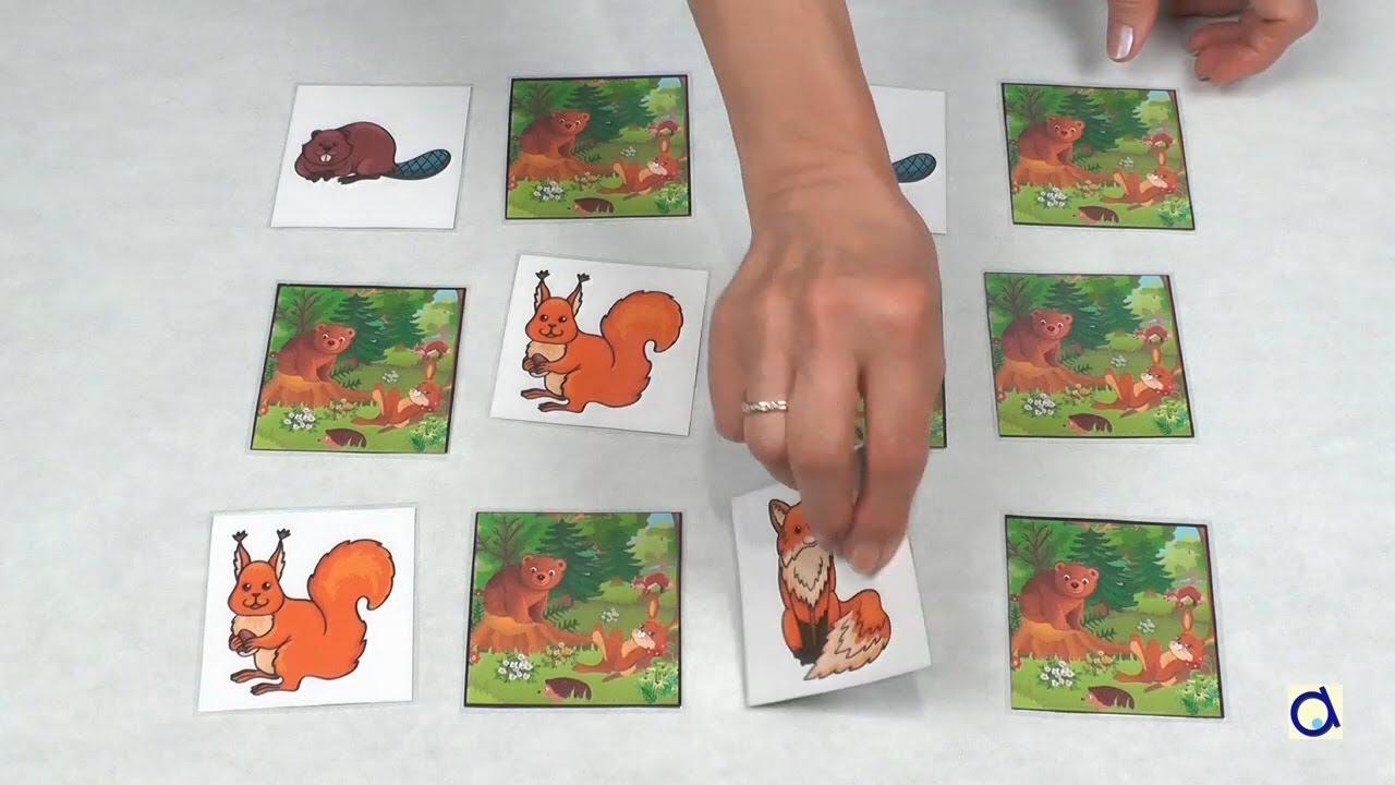 Jeu: Les Animaux De La Forêt – Tuto De Bricolage – Animassiettes avec Sudoku Animaux À Imprimer