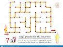Jeu Logique De Puzzle Avec Le Labyrinthe Pour Des Enfants avec 90 Degrés Jeux