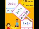 Jeu Memory Tables De Multiplication À Imprimer tout Tables De Multiplication Jeux À Imprimer