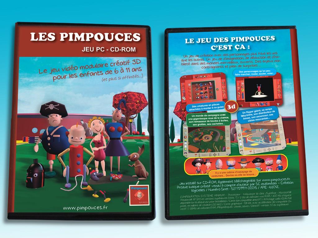 Jeu Pc Cd-Rom - Bazar À Caboche à Jeux Gratuit Pour Enfant Sur Pc