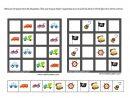 Jeu Pour Esprit Logique | Sudoku Enfant, Jeux De Logique Et concernant Jeux De Logique Enfant