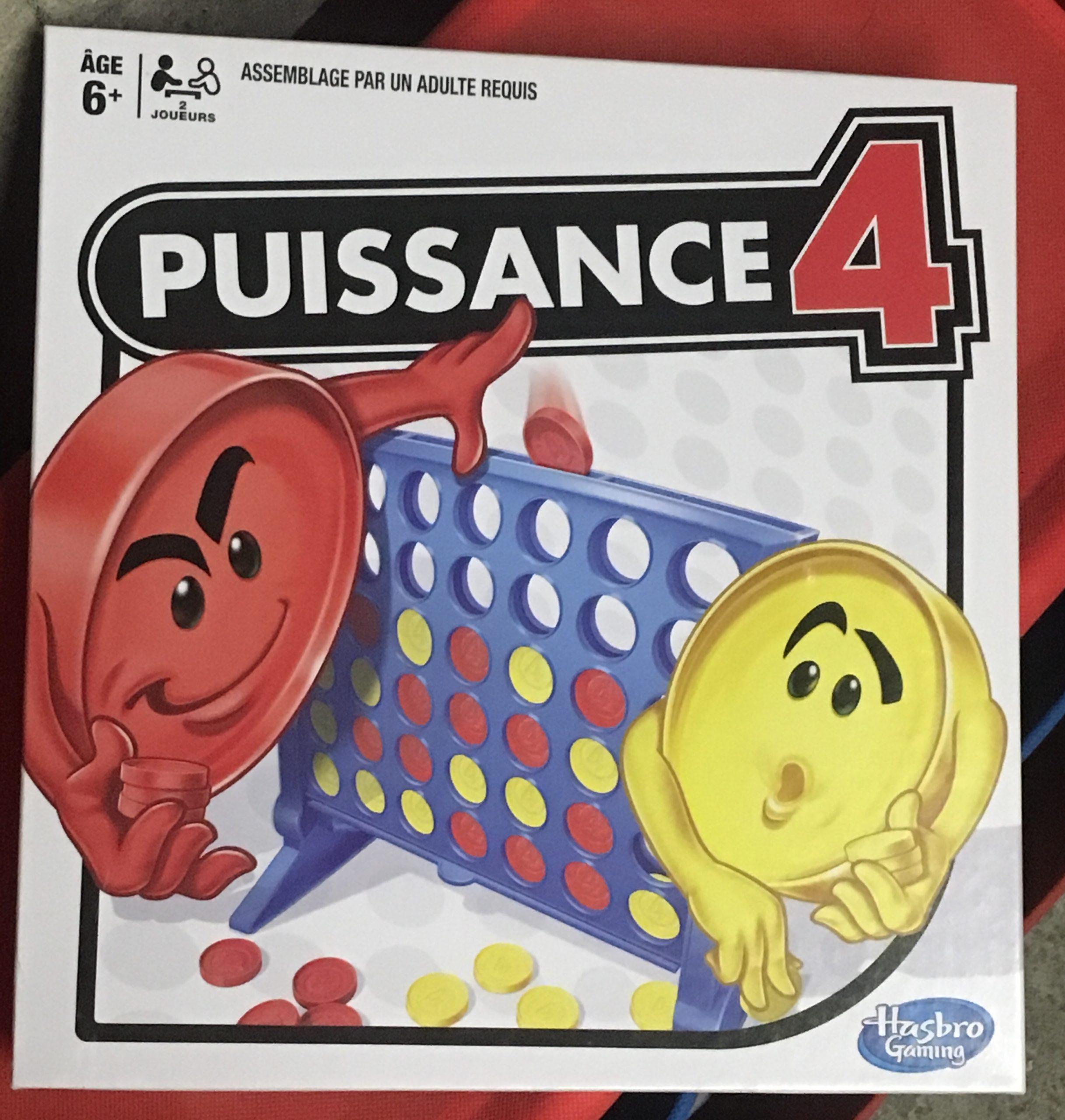 Jeu Puissance 4 concernant Jeux Du Puissance 4