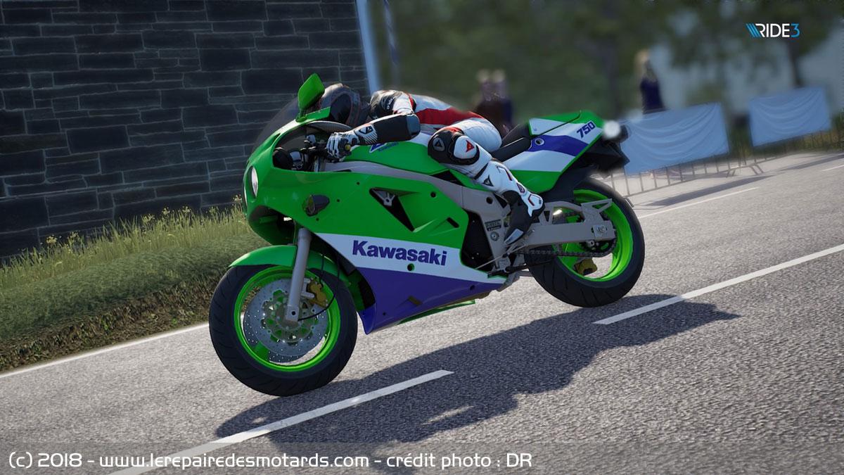 Jeu : Test De Ride 3 destiné Jeux Moto En Ligne Gratuit