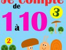 Jeux À Imprimer Maternelle Apprendre À Compter Livre destiné Apprendre A Compter Maternelle