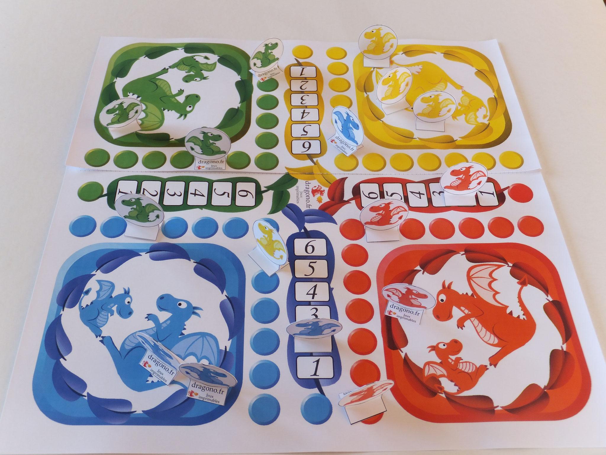 Jeux A Imprimer Pour Enfants, Famille, Ludiques, Éducatifs dedans Jeux De Société À Imprimer