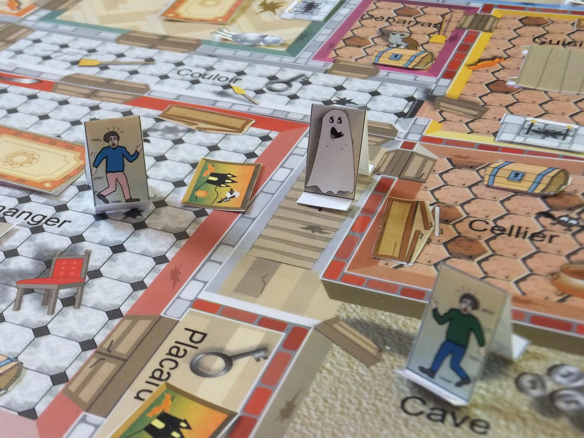 Jeux A Imprimer Pour Enfants, Famille, Ludiques, Éducatifs pour Jeux De Société À Imprimer