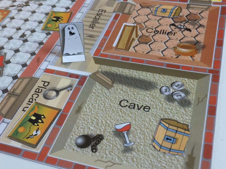 Jeux À Imprimer Pour Halloween Société Cartes Éducatifs destiné Jeux De Société À Imprimer