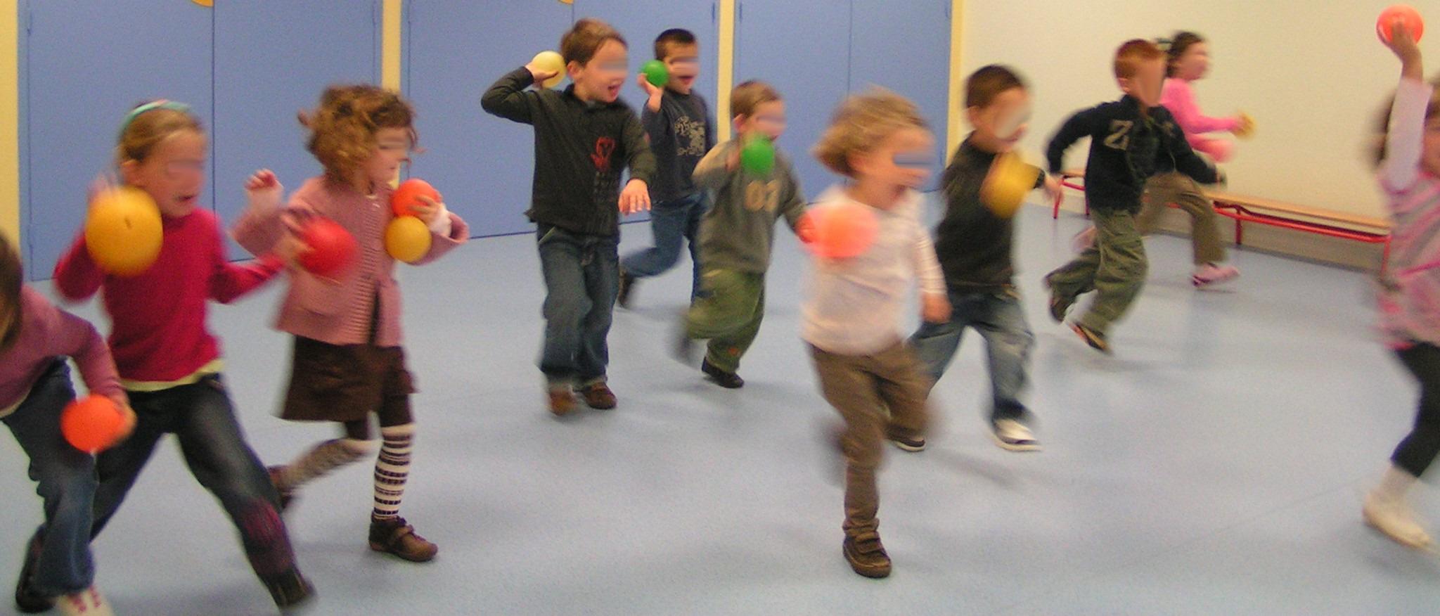 Jeux Collectifs Pour La Maternelle - Le Tour De Ma Classe destiné Petit Jeu Maternelle