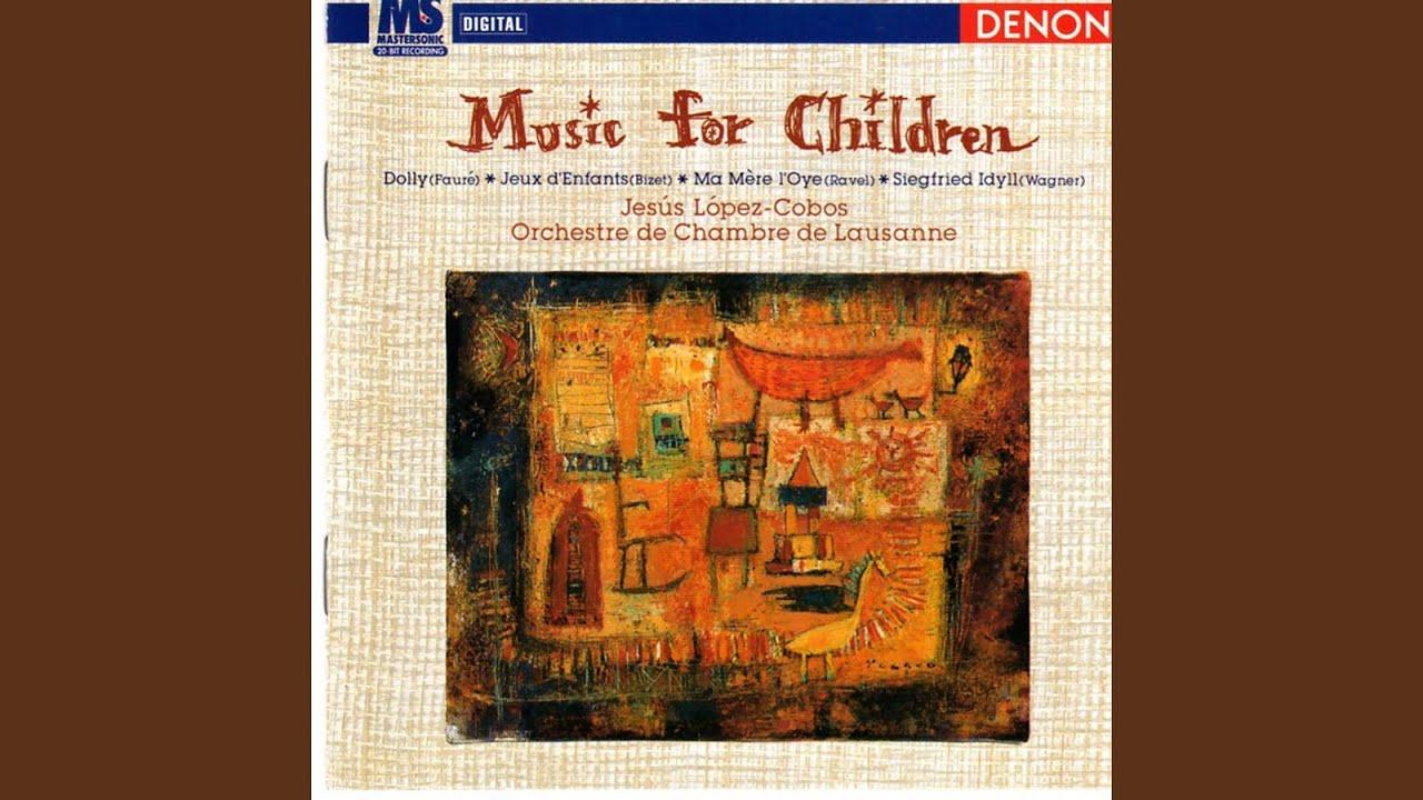Jeux D' Enfants, Petite Suite D' Orchestre, Op. 22: Iii. Impromptu (La  Toupie) tout Jeux 3 À La Suite