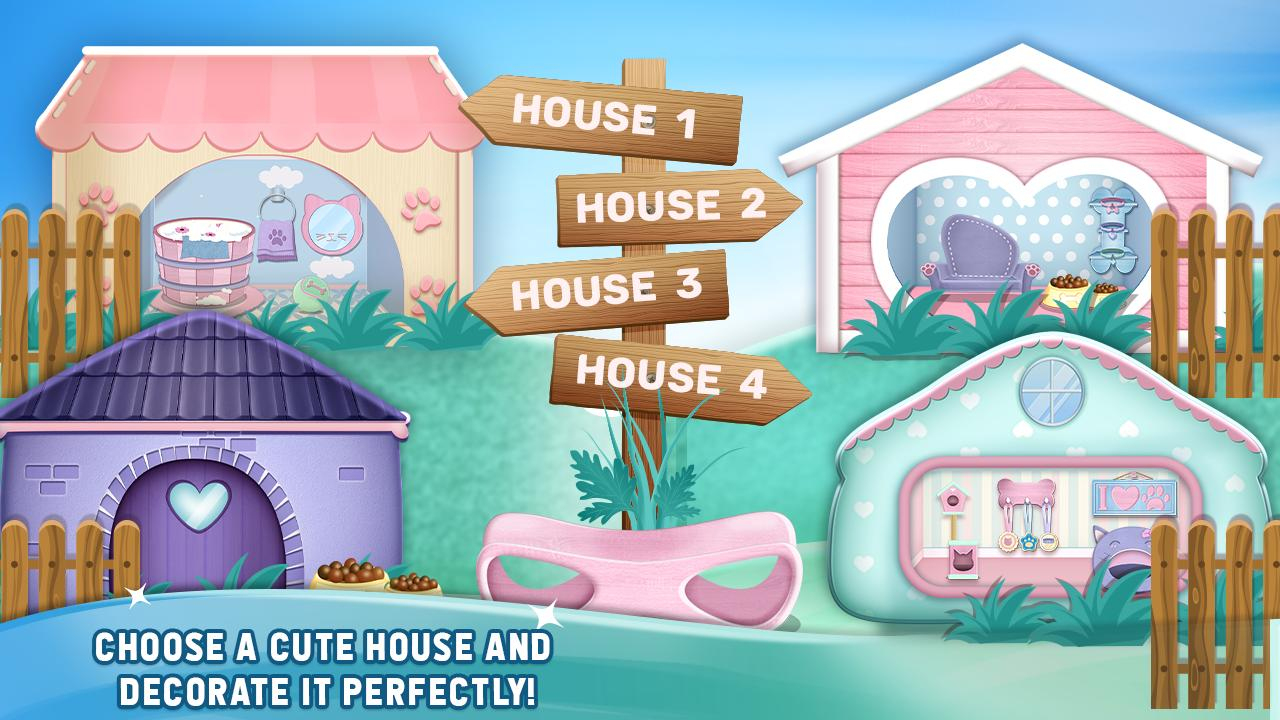 Jeux D'animaux - Decoration Maison Gratuit Pour Android encequiconcerne Jeux D Animaux Gratuit