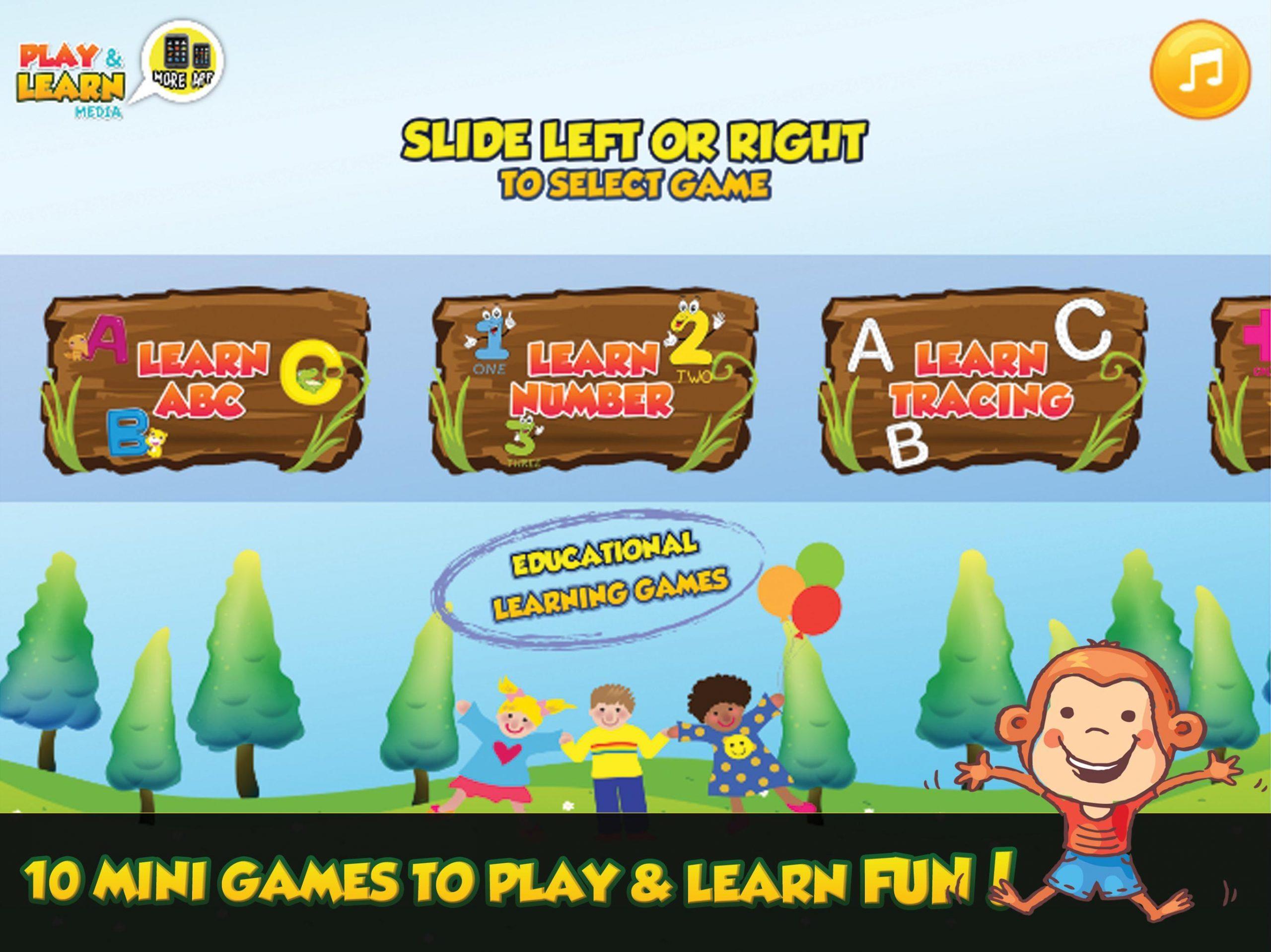 Jeux D'apprentissage Pour Petits Enfants Pour Android avec Jeux Pour Petit Enfant