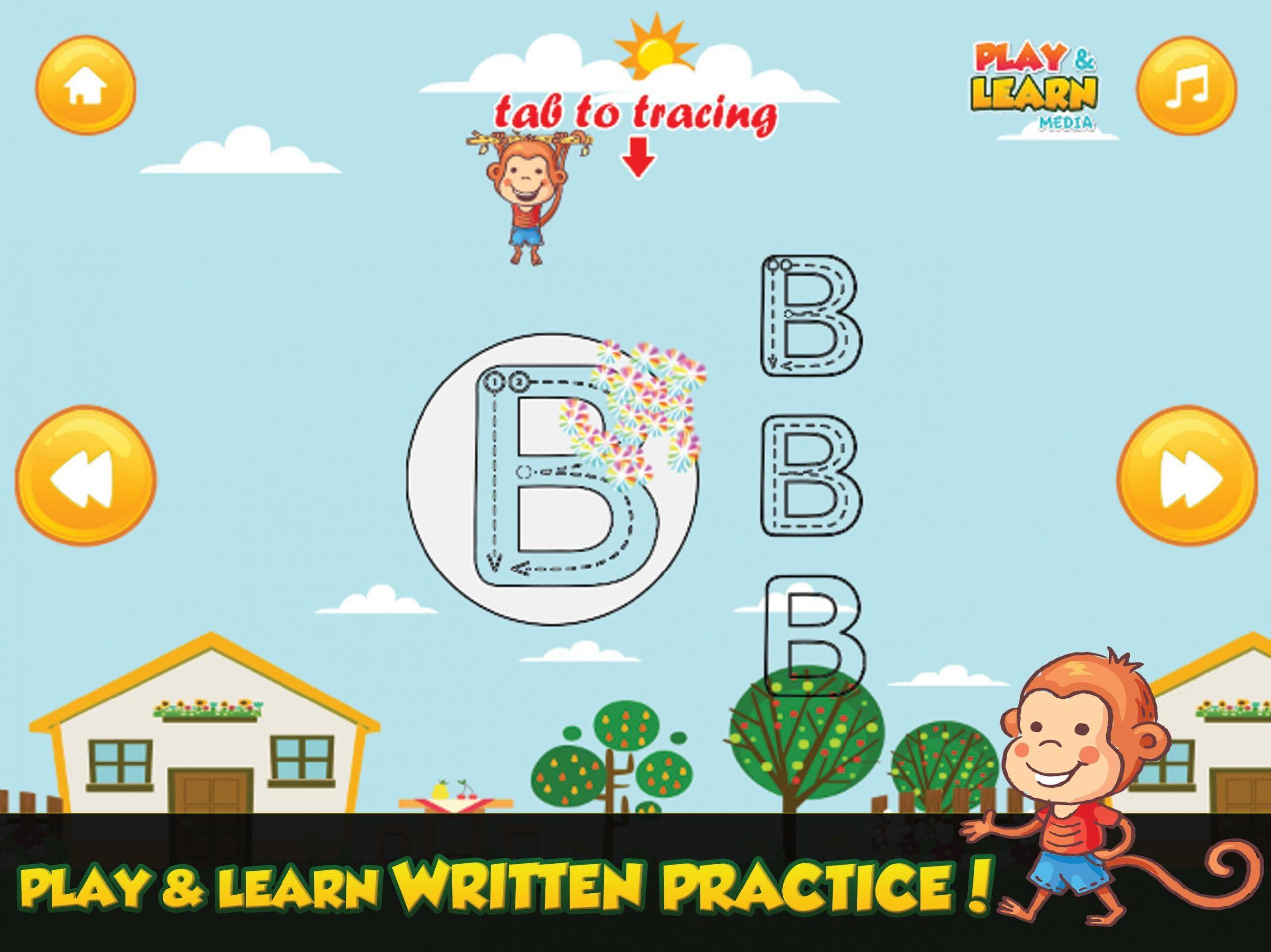 Jeux D'apprentissage Pour Petits Enfants Pour Android intérieur Jeux Pour Petit Enfant