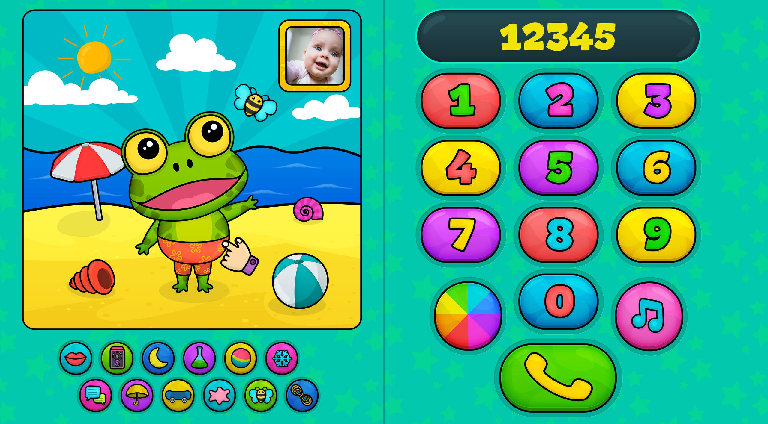Jeux De Bébé Sur Android » Outeclimu.cf serapportantà Jeux Pour Bebe Gratuit