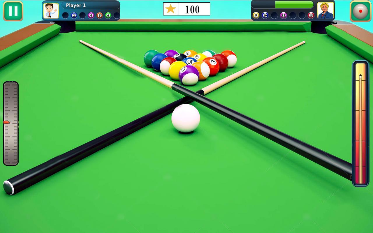Jeux De Billard 9 Boules De Billard Pour Android concernant Jeux De Biyare