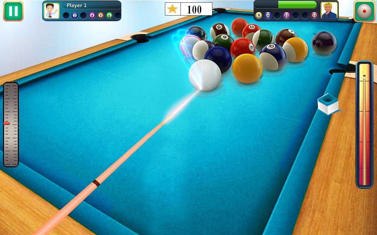 Jeux De Billard 9 Boules De Billard Pour Android encequiconcerne Jeux De Biyare
