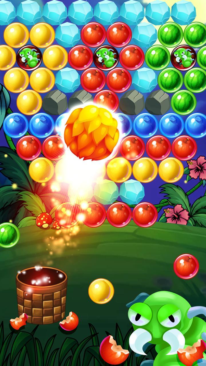 Jeux De Bulles Tireur - Pop Gratuit Pour Android destiné Jeux De Bulles Gratuit