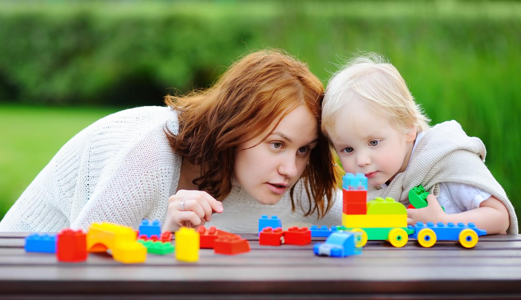 Jeux De Construction, Bénéfiques Pour Les Enfants | Parents.fr avec Casse Brique Enfant