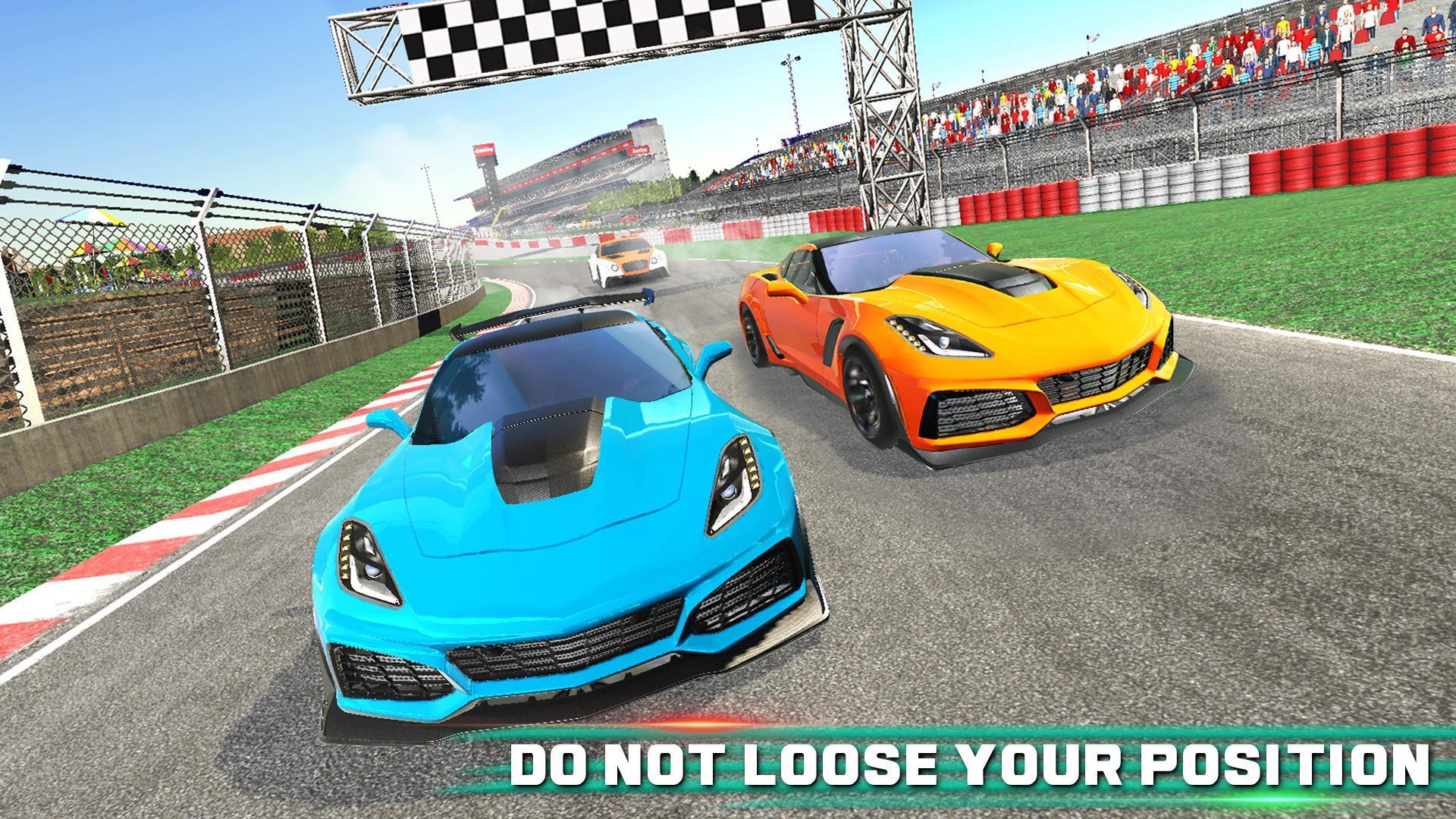 Jeux De Course Extreme 3D Voiture: Course De Voitu Pour dedans Un Jeu De Voiture De Course