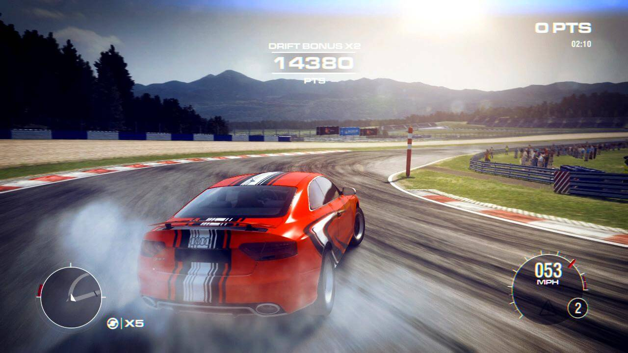 Jeux De Course Sur Xbox 360 : Les Jeux Qui Déchirent destiné Jeux De Parcours De Voiture