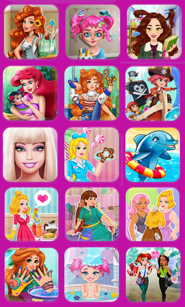 Jeux De Fille Habillage Et Maquillage De Princesse For tout Telecharger Jeux Gratuit Fille