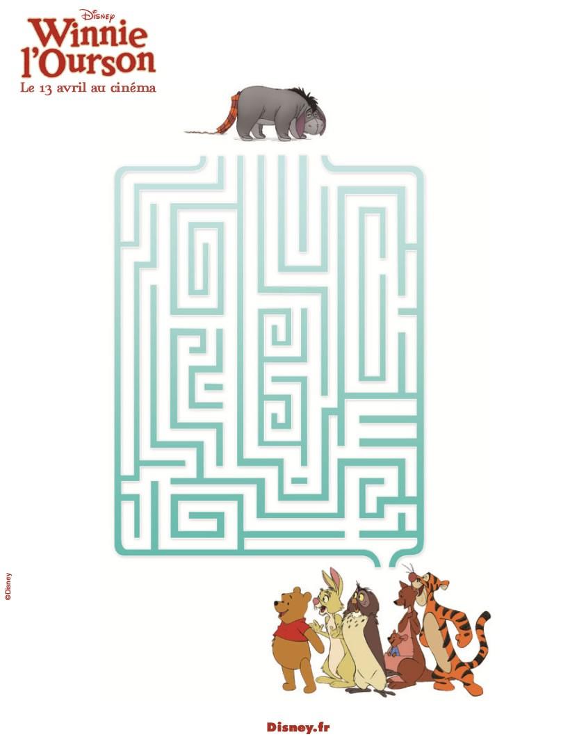 Jeux De Labyrinthe Chat Potte - Fr.hellokids tout Jeux De Labyrinthe Gratuit