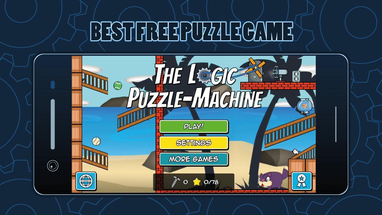 Jeux De Logique Gratuits - Puzzle Machine Pour Android avec Jeux De Logique Gratuits