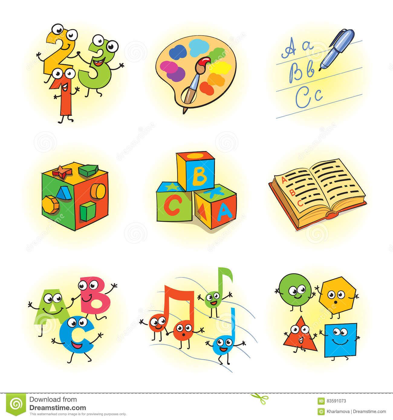 Jeux De Logique Pour Des Enfants Illustration De Vecteur avec Je De Logique