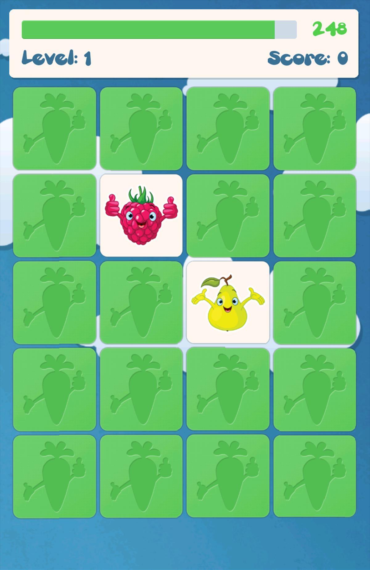 Jeux De Mémoire Pour Enfants Pour Android - Téléchargez L'apk serapportantà Jeux De Memoire Pour Enfant