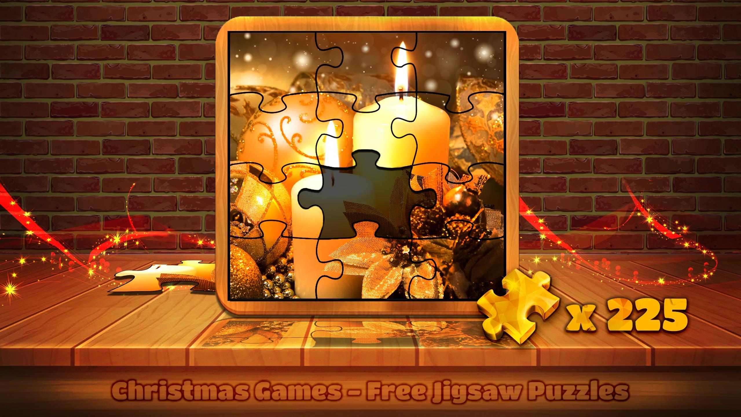 Jeux De Noël - Jigsaw Puzzles Gratuits Pour Android pour Puzzle Gratuit A Telecharger Pour Tablette
