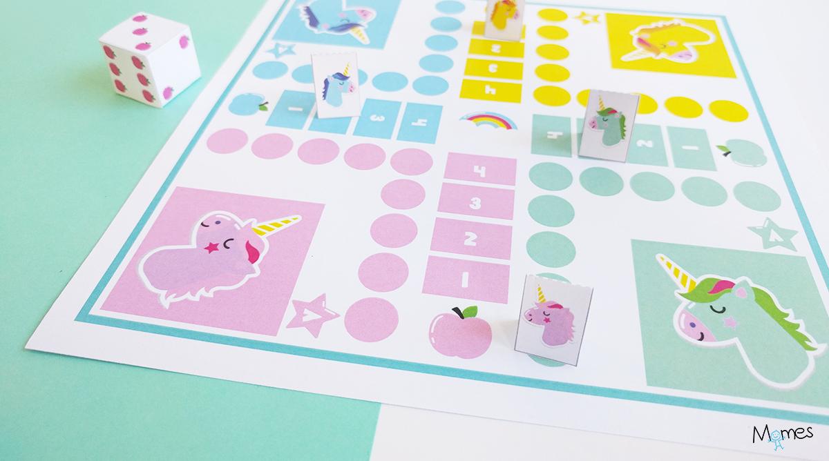 Jeux De Plateau - Jeux À Imprimer - Momes intérieur Jeux Maternelle Gratuit