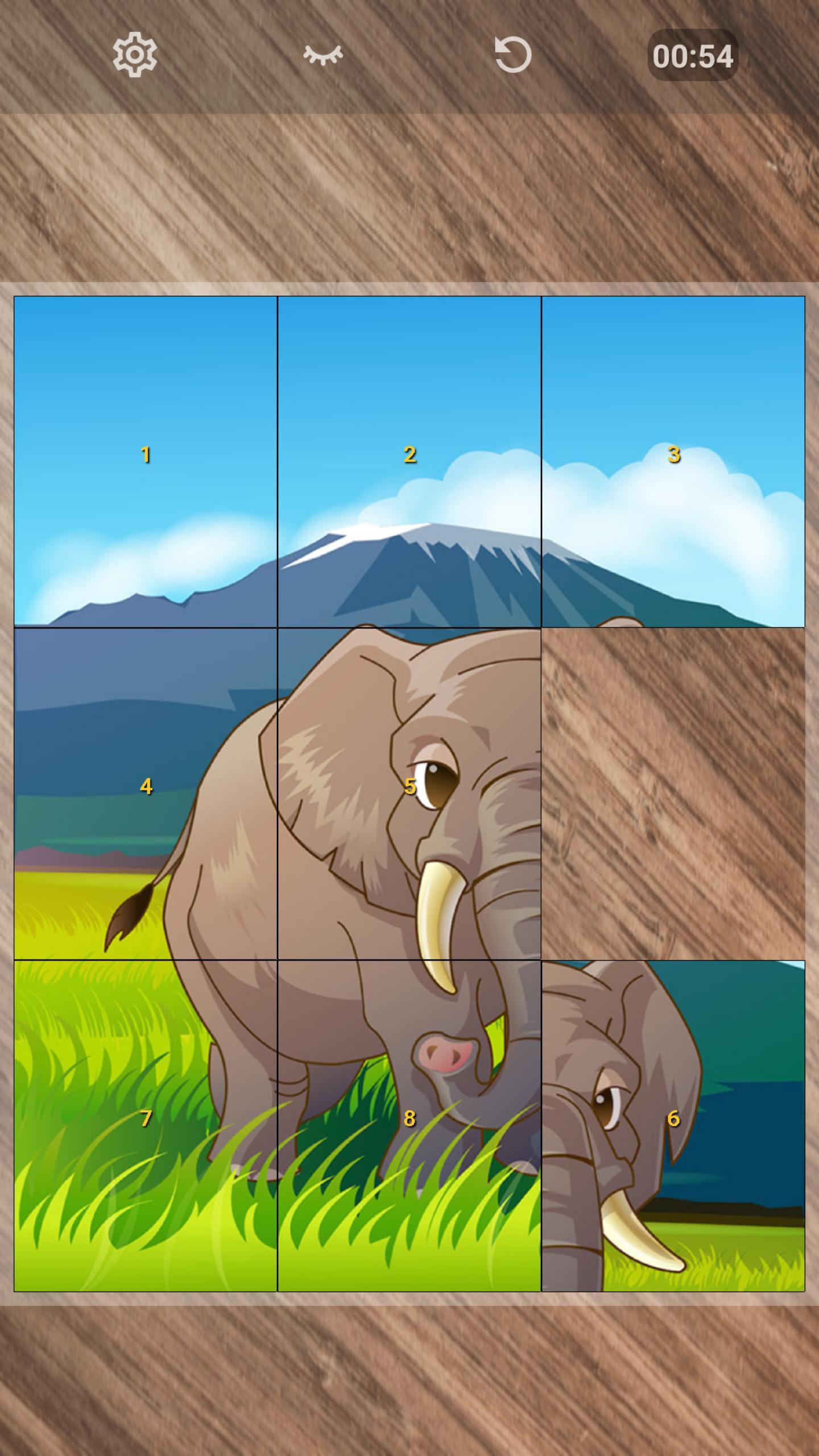 Jeux De Puzzle D'animaux Gratuit Pour Android - Téléchargez tout Jeux D Animaux Gratuit