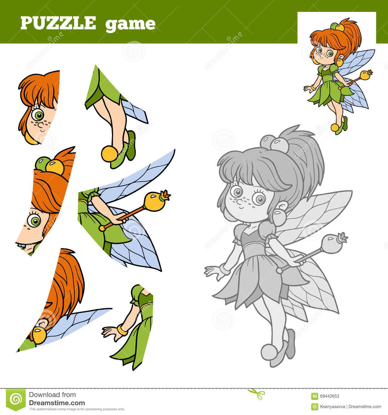 Jeux De Puzzle De Fee Telecharger | Denmonasse.ml dedans Puzzle Gratuit Enfant