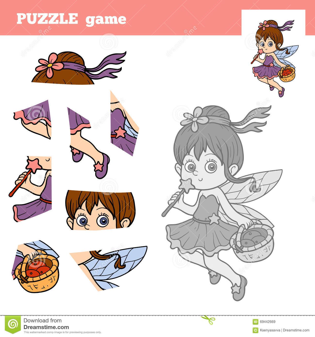 Jeux De Puzzle De Fee Telecharger | Denmonasse.ml serapportantà Puzzle Enfant En Ligne