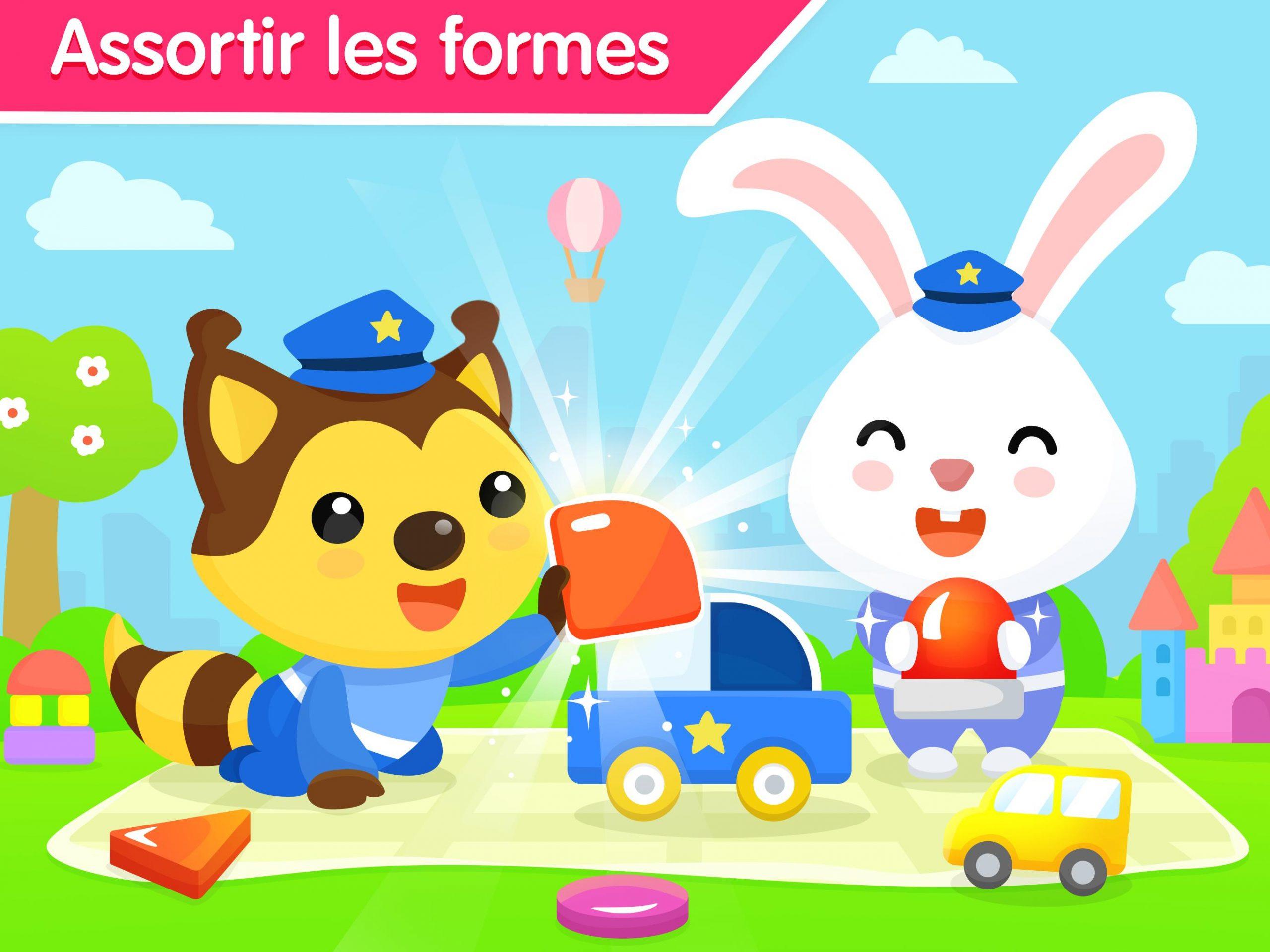 Jeux De Puzzle Pour Bebe 3 Ans - Jeu Éducatif Pour Android à Jeux Gratuit 3 Ans