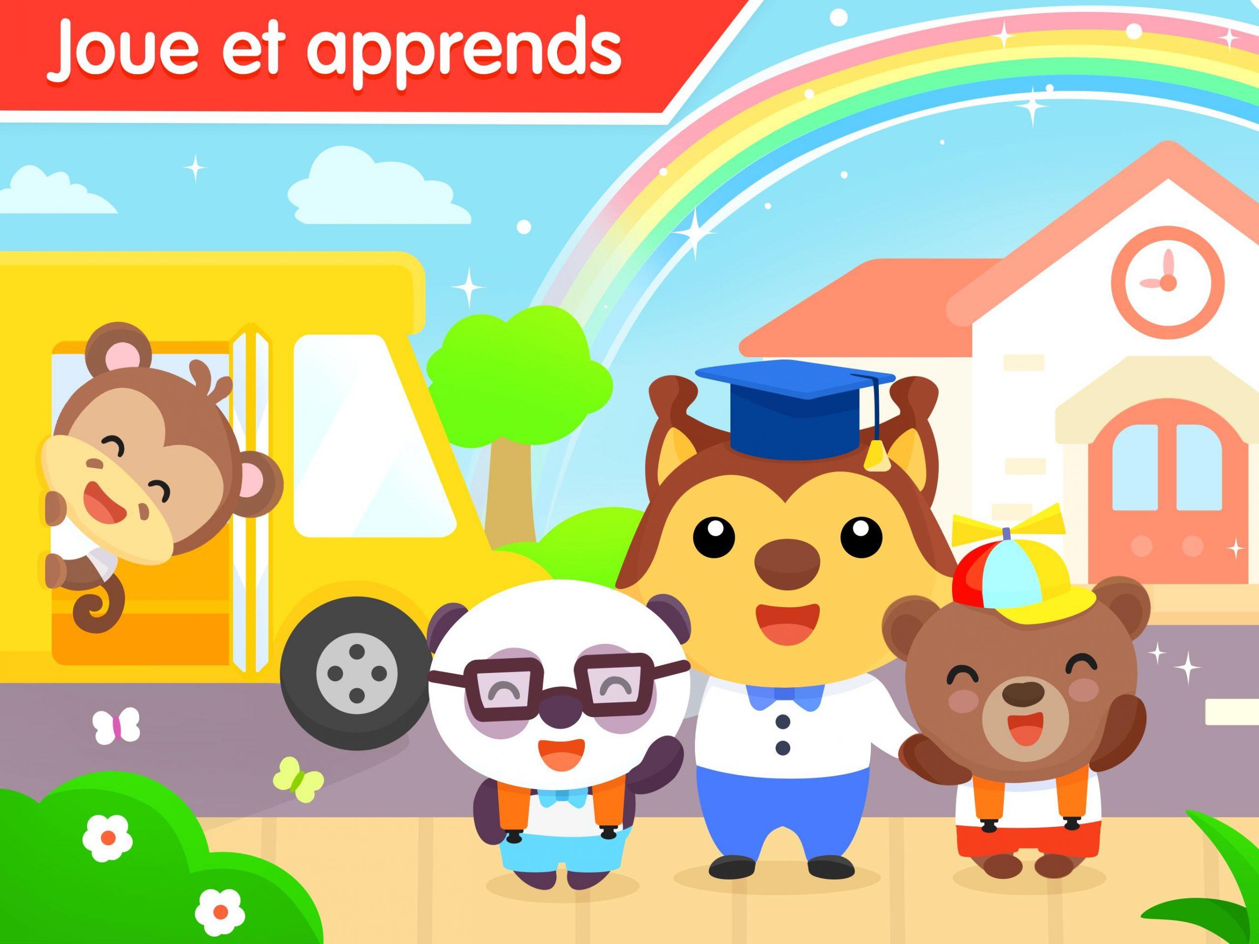 Jeux De Puzzle Pour Bebe 3 Ans - Jeu Éducatif Pour Android concernant Jeux Educatif 9 Ans
