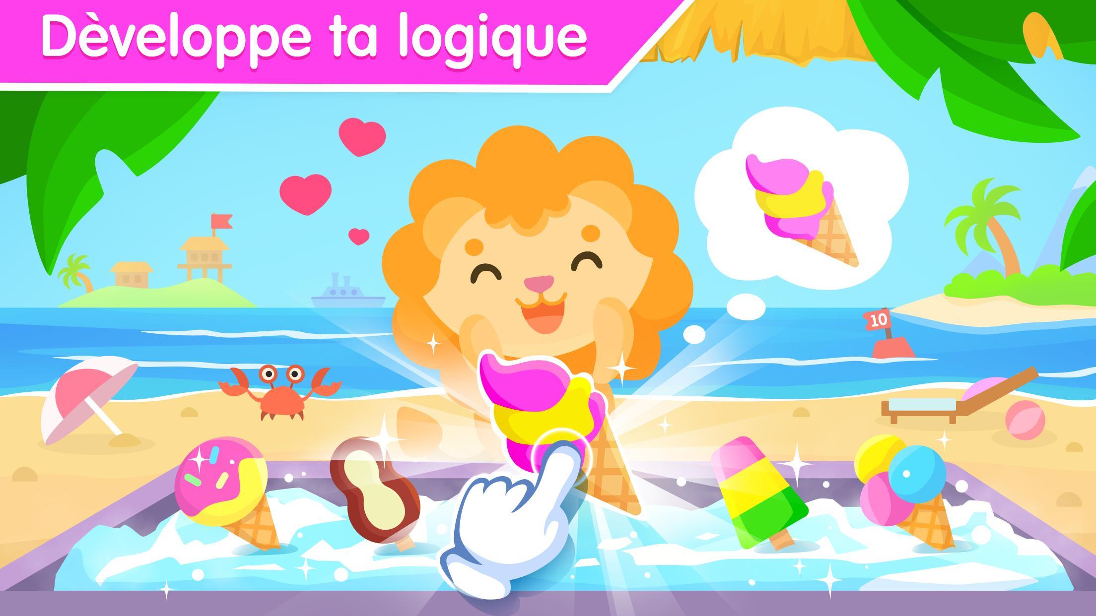 Jeux De Puzzle Pour Bebe 3 Ans - Jeu Éducatif Pour Android dedans Jeux Gratuit Pour Bebe