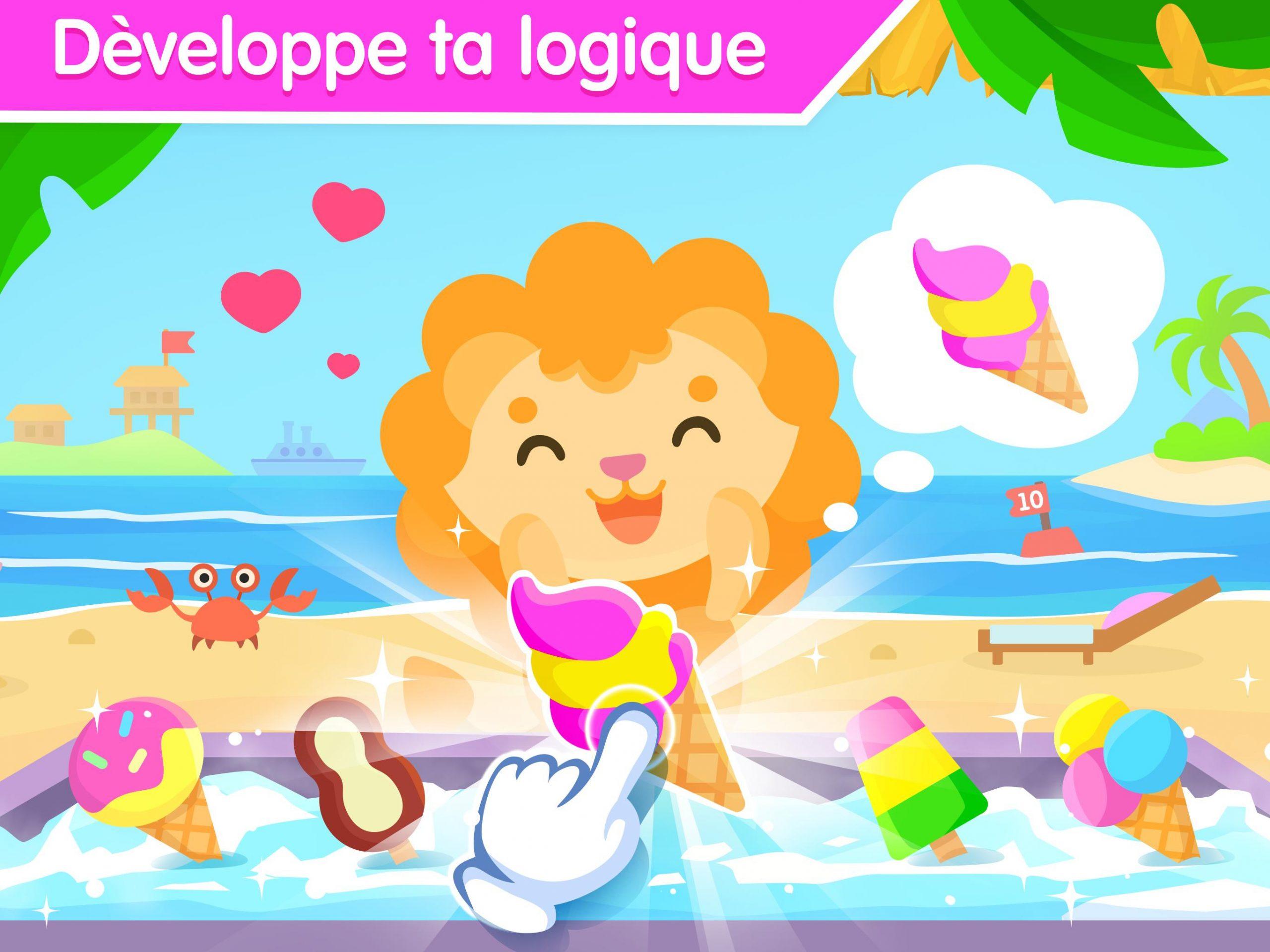 Jeux De Puzzle Pour Bebe 3 Ans - Jeu Éducatif Pour Android destiné Jeux Educatif 7 Ans