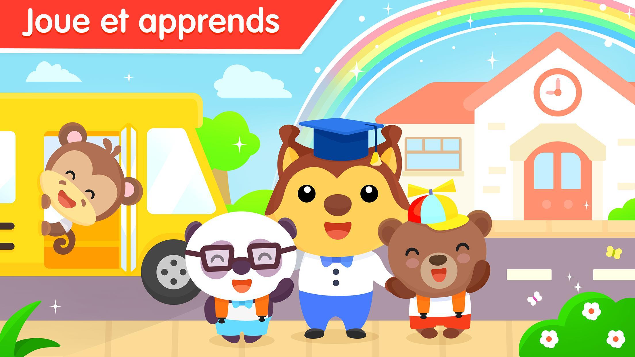Jeux De Puzzle Pour Bebe 3 Ans - Jeu Éducatif Pour Android serapportantà Jeu Educatif 4 Ans