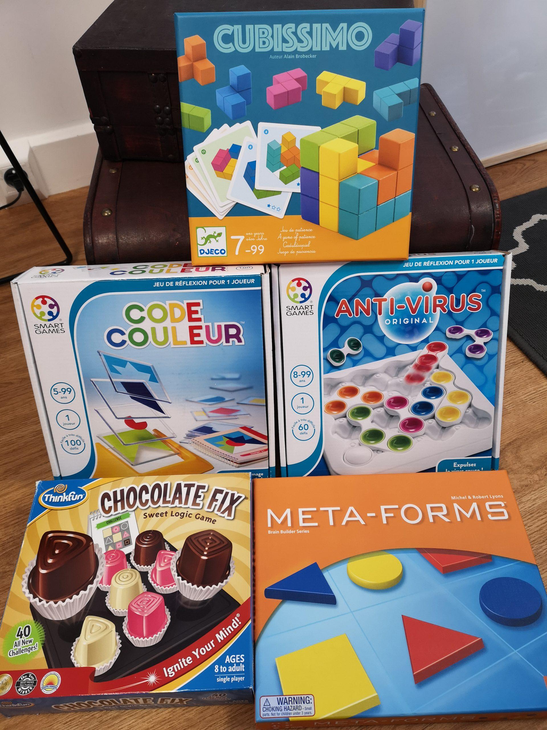 Jeux De Raisonnement Logique – Système D' Orthophonie encequiconcerne Jeu Logique Enfant