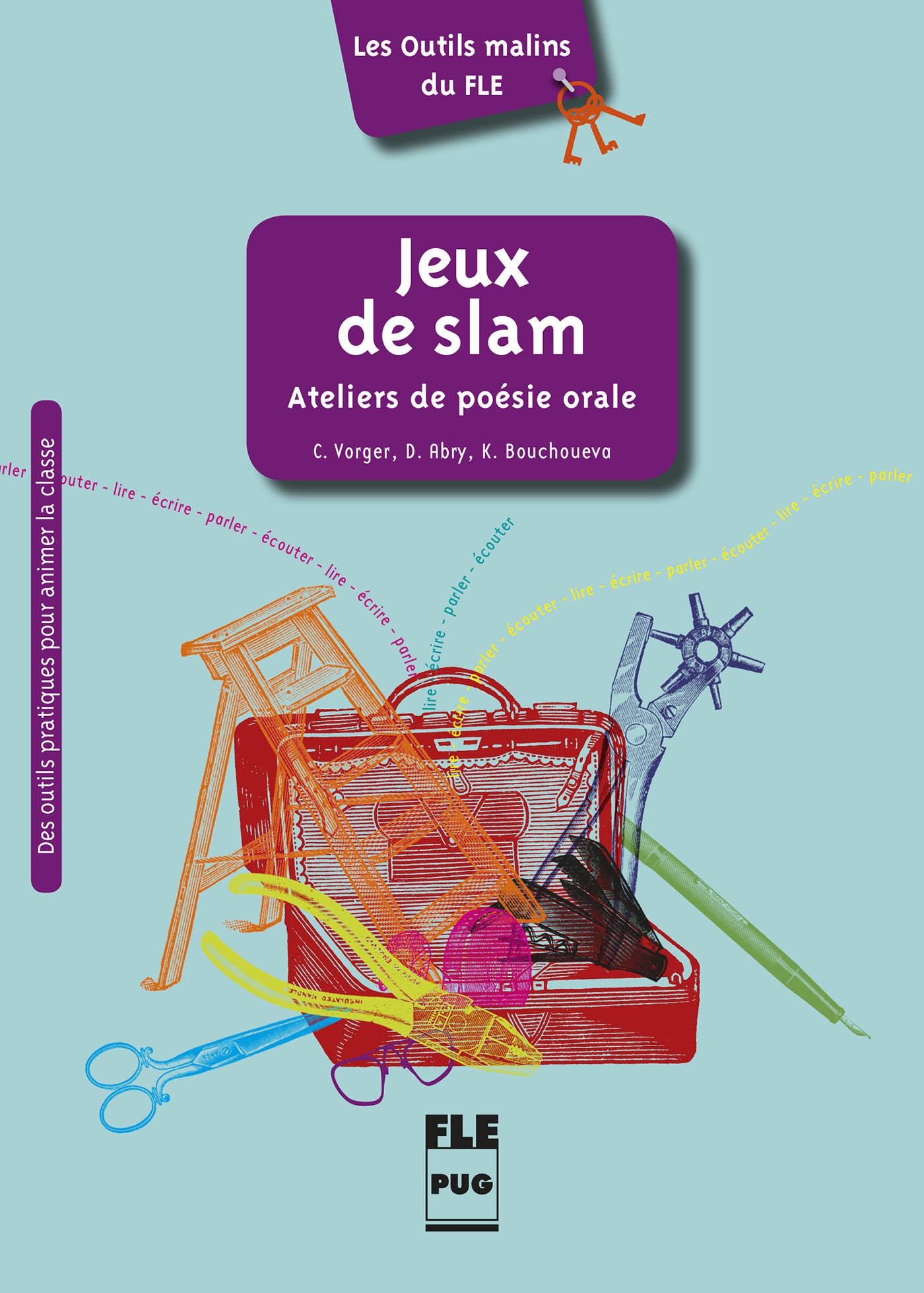 Jeux De Slam - Ateliers De Poésie Orale - Camille Vorger à Jeux D Écriture Gratuit