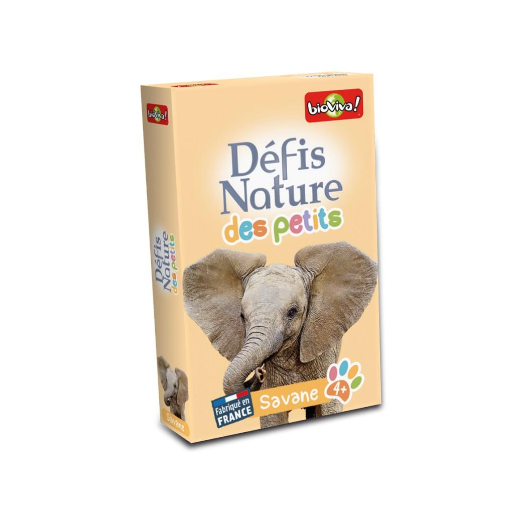 Jeux De Société - Défis Nature Des Petits - Savane tout Jeux De Savane
