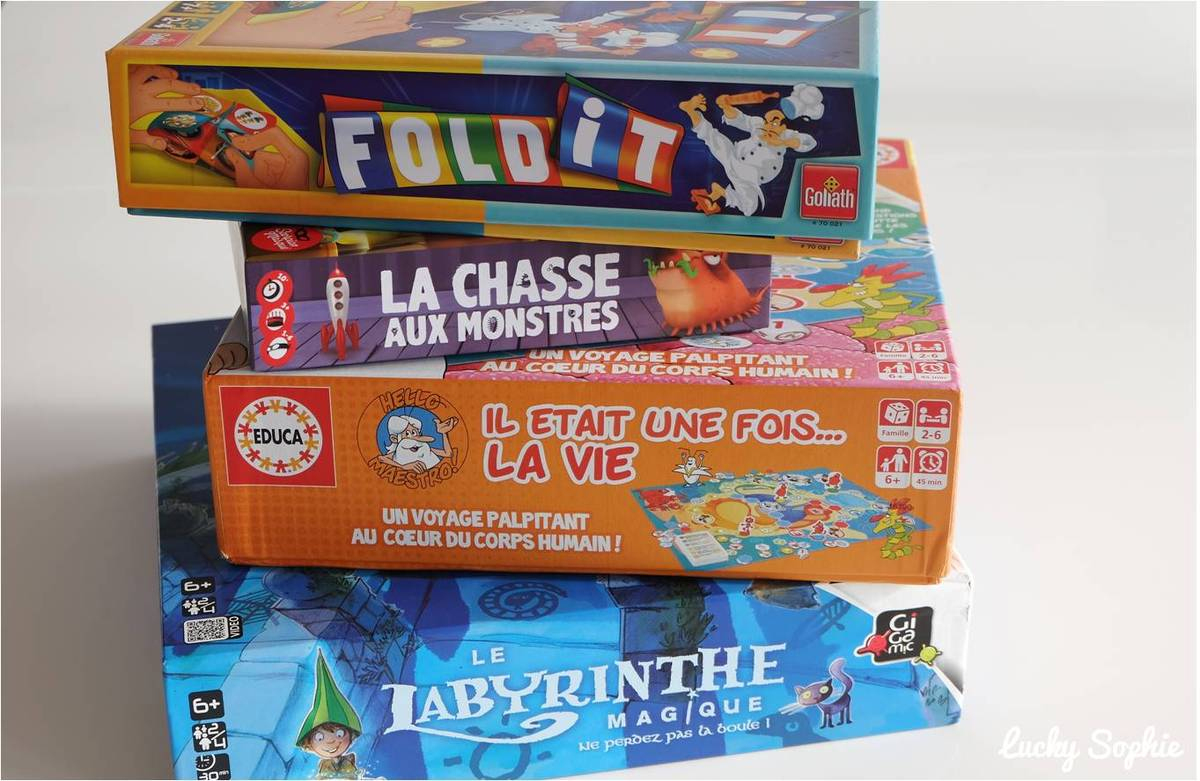 Jeux De Société Enfants 6-12 Ans : Comment Bien Choisir à Jeux Educatif 10 Ans