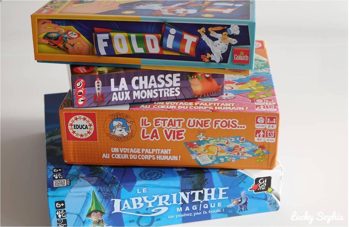 Jeux De Société Enfants 6-12 Ans : Comment Bien Choisir intérieur Jeux Enfant 4 Ans Gratuit